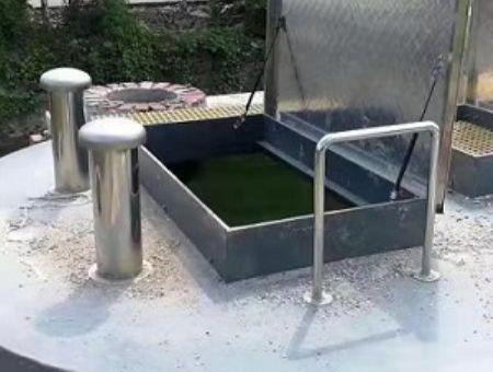 点击查看详细信息<br>标题:一体化预制泵站(玻璃钢) 阅读次数:360