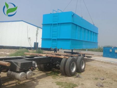点击查看详细信息<br>标题:一体化污水成套处理设备 阅读次数:516